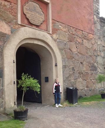 Elias vid porten