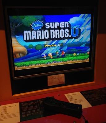 32 Wii U