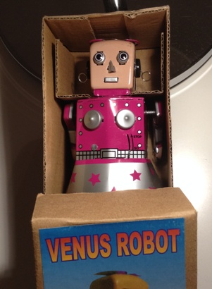 52 Venus robot