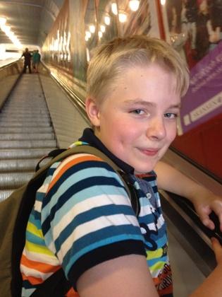 6 rulltrappan på Skansen
