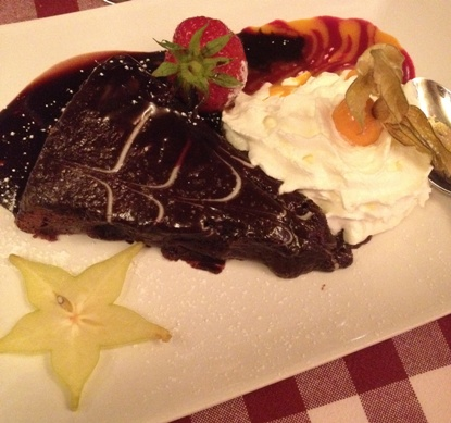 dessert M